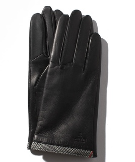 LV革手袋