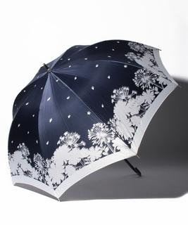 LANVIN en Blue(ランバン オン ブルー)傘 【シルエット マーガレット】