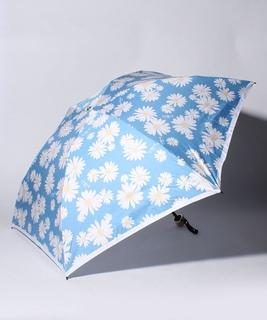 LANVIN en Blue(ランバン オン ブルー)折りたたみ傘 【マーガレット】