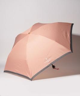LANVIN en Blue (ランバン オン ブルー) 折りたたみ傘 ストライプ