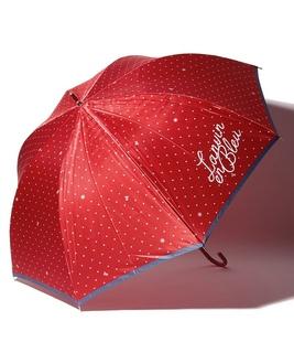 LANVIN en Blue(ランバンオンブルー)傘 【ドット】