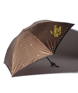 LANVIN en Blue(ランバンオンブルー)折りたたみ傘 【ドット】
