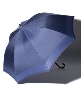 LANVIN en Blue(ランバン オン ブルー)長傘 カチオンジャガード