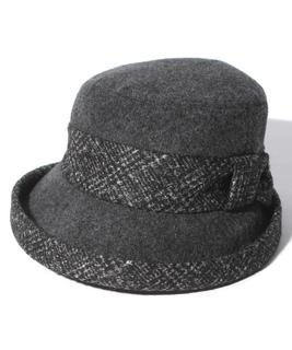 ブラック布帛セーラー