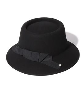 ウール帽体クロッシェ