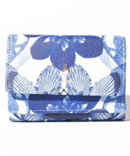 リュクサンブールブーケ 3つ折りミニ財布