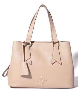 ソフィー 2wayレザートートバッグ
