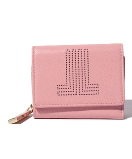 JLパンチング三つ折財布