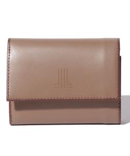バイカラー二つ折財布