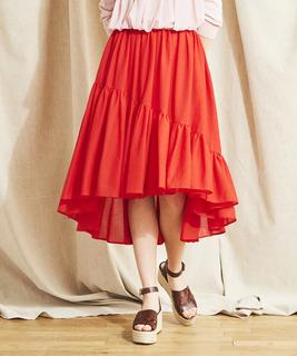 メニーギャザースカート
