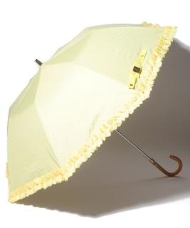 フリルデザイン折りたたみ傘