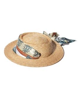 リメイクスカーフカンカン帽