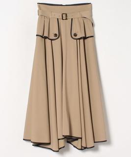 イレヘムトレンチスカート