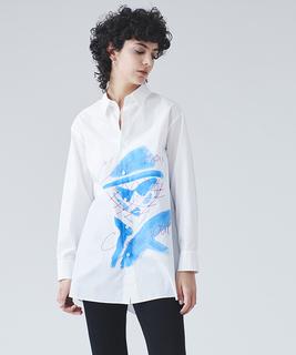 Yuko SaekiコラボFACEシャツ