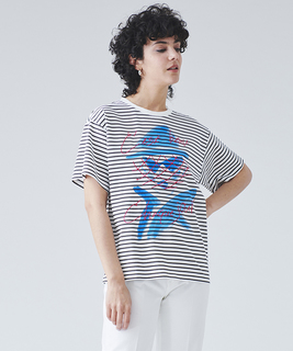 Yuko SaekiコラボFACE Tシャツ