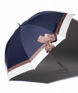 バイカラーリボン傘
