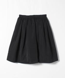 フレアミディ丈スカート