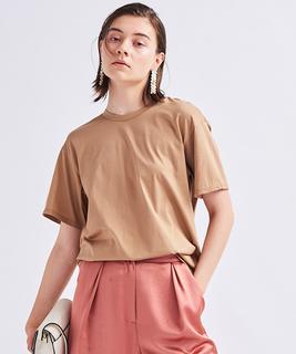 バックリボンTシャツ