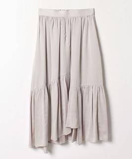 ランダムギャザースカート