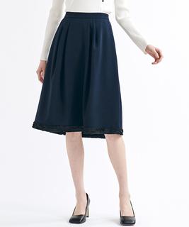 【セットアップ対応商品】フリルヘムスカート