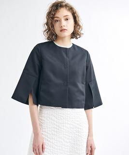 【セットアップ対応商品】シャンタングログランノーカラージャケット
