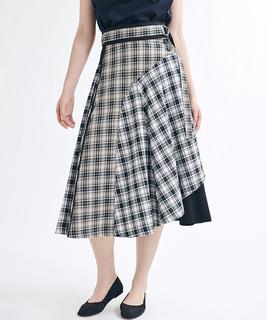 パターンMIXスカート