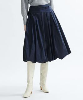 タフタバルーンスカート
