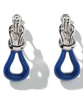 タンダンス ロープモチーフイヤリング