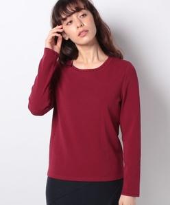 天竺×地柄 セーター