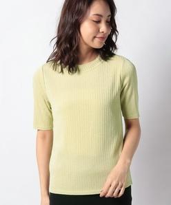 【アンサンブル対応】ラメプレーティングセーター