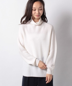 ホールガーメント リンクス編みセーター