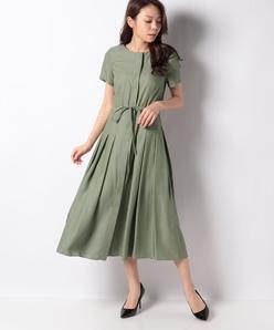 【洗える】エコフィルシャンブレードレス