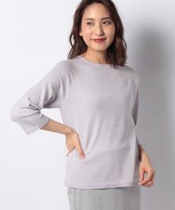 【洗える】12G ホールガーメントセーター