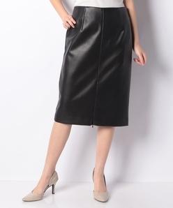 ロイヤルレザータイトスカート