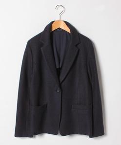 【大きいサイズ】プロファンドブークレーテーラードジャケット