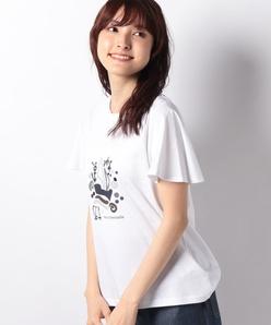 【洗える】スーピマスムース プリマシャインTシャツ
