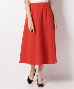 【洗える】【セットアップ対応】 ハイウエストフレアースカート
