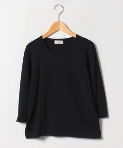 【大きいサイズ】ARINA 天竺編みプルオーバー