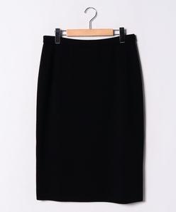 【大きいサイズ】【セットアップ対応】NADIA ミラノリブ タイトスカート