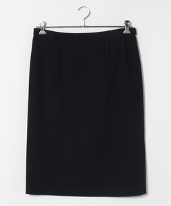 【大きいサイズ】ARINA ゴム地ニットスカート