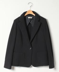 【大きいサイズ】【セットアップ対応】ストレッチポンチ テーラードジャケット