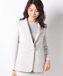 【セットアップ対応】グログランジャージー/テーラードジャケット