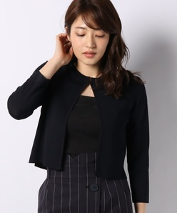 SONA 編地切替カーディガン
