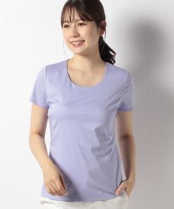 【洗える】ハイゲージコットン天竺 Tシャツ