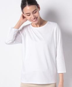 スーピマスムースTシャツ
