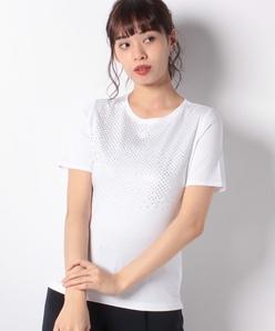 【接触冷感】スーピマスムース クリスタルTシャツ