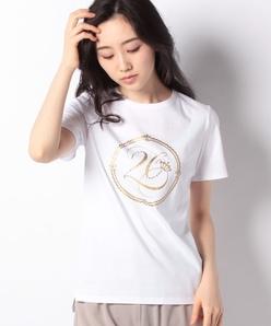 【接触冷感/洗える】スーピマスムースプリント メモリアルTシャツ