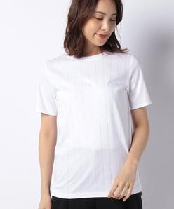 【洗える】ラインストーンTシャツ