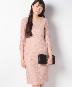 【フォーマル】ラッセルコードレース ドレス