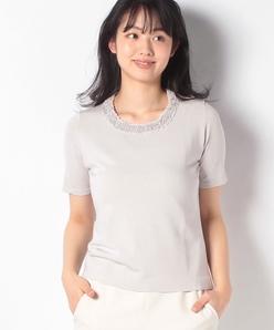 【アンサンブル対応】ARINA シフォンモチーフプルオーバー